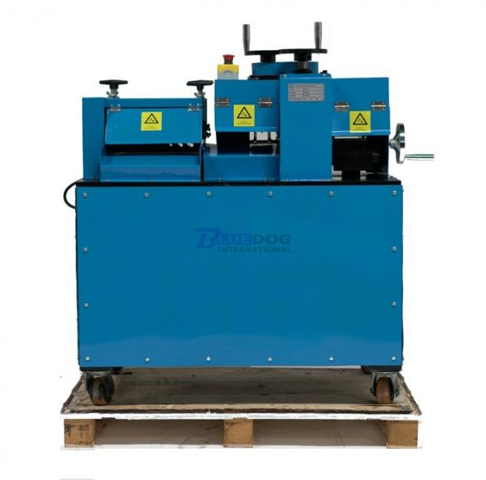 BWS-100v2 the Ultimate Industrial Wire Stripping Machine for scrap ...