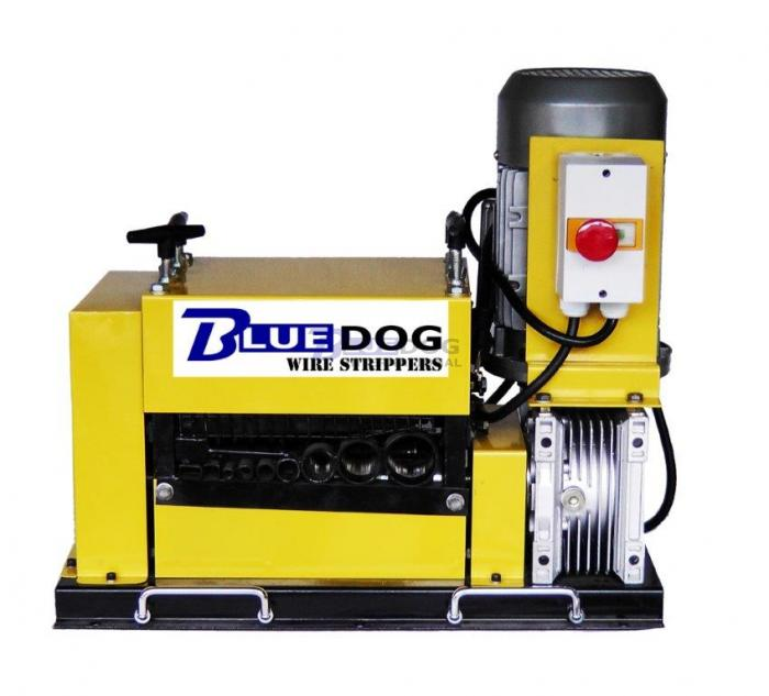 Automatic Wire Stripping Machine - BWS-50 MF - Bench Top copper ...