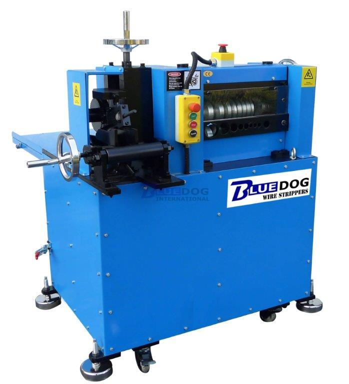 Bluedog Industrial Automatic Wire Stripping Machine™ - Copper Wire ...